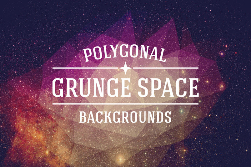 grunge-space-polygonal-backgrounds-2