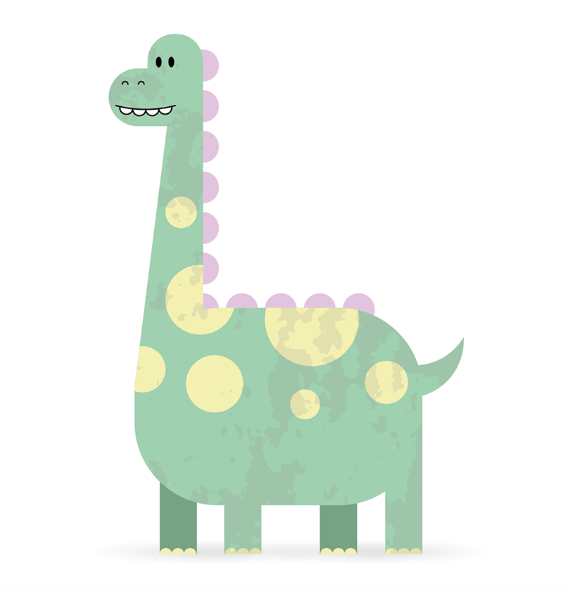 how-to-create-a-cute-dinosaur-character-in-adobe-illustrator