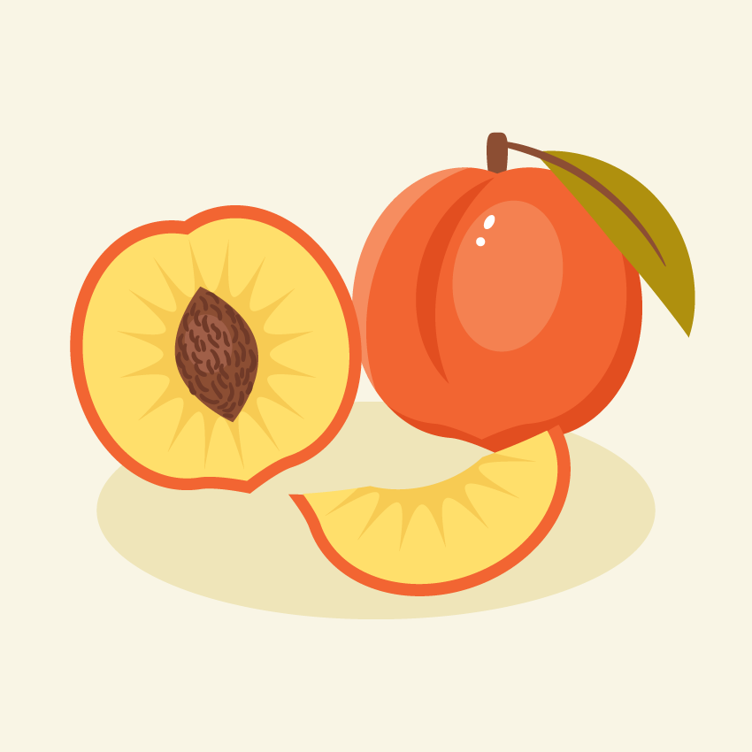 how-to-create-a-peach-illustration-in-adobe-illustrator