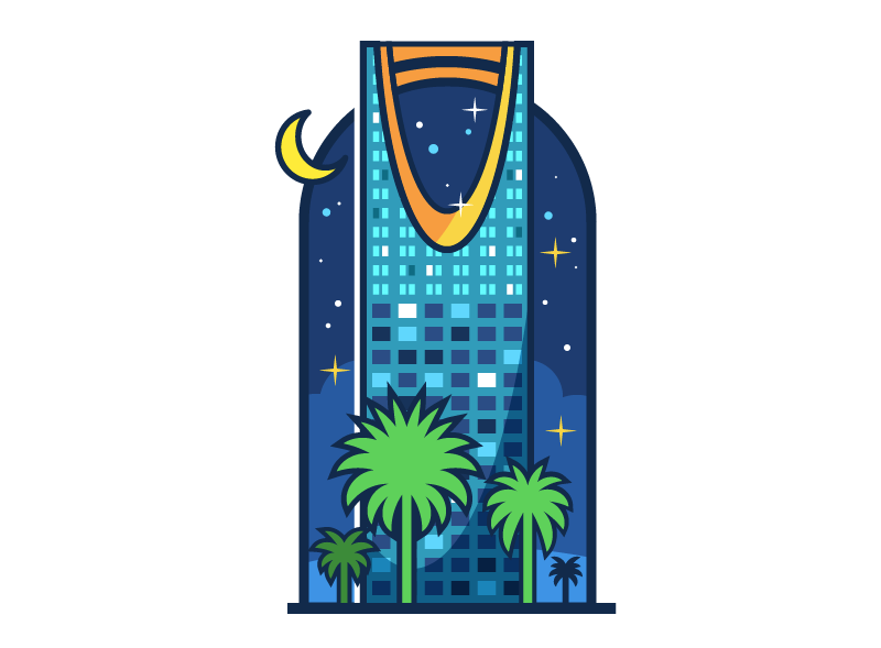 how-to-create-a-saudi-city-landmark-in-adobe-illustrator
