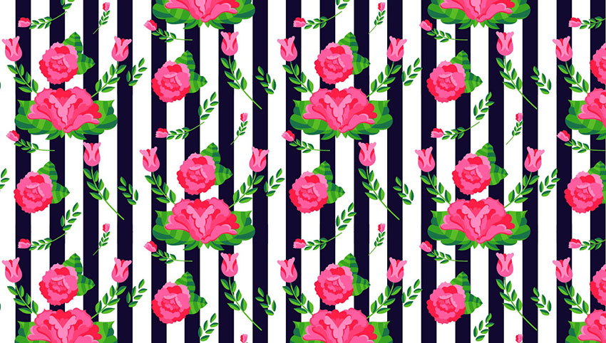 how-to-create-a-stripes-and-flowers-pattern-from-scratch-in-adobe-illustrator
