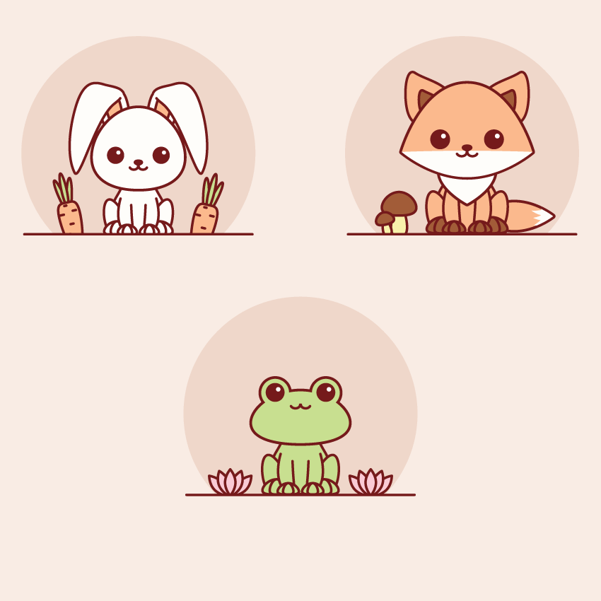 how-to-create-and-transform-kawaii-animals-in-adobe-illustrator