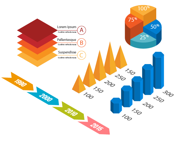 how-to-create-isometric-vector-infographic-elements