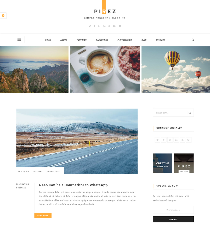 pirez-blogging-html-template-2