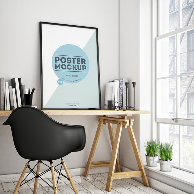 poster-in-room-psd-mockup-2