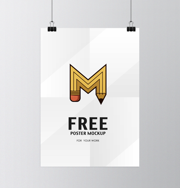 40 best poster mockup templates to display design designazure com