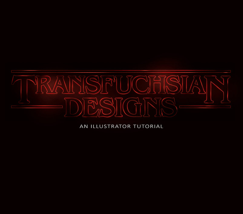 recreate-stranger-things-text-effect-illustrator-2