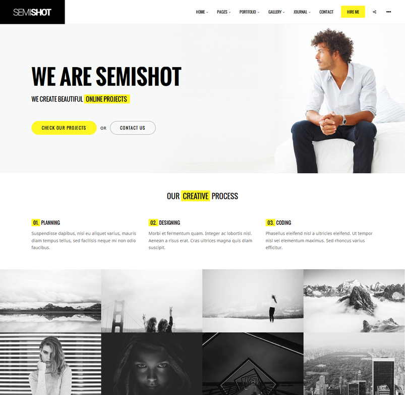 semishot-creative-wordpress-theme-for-portfolios-photographers-and-agencies-2