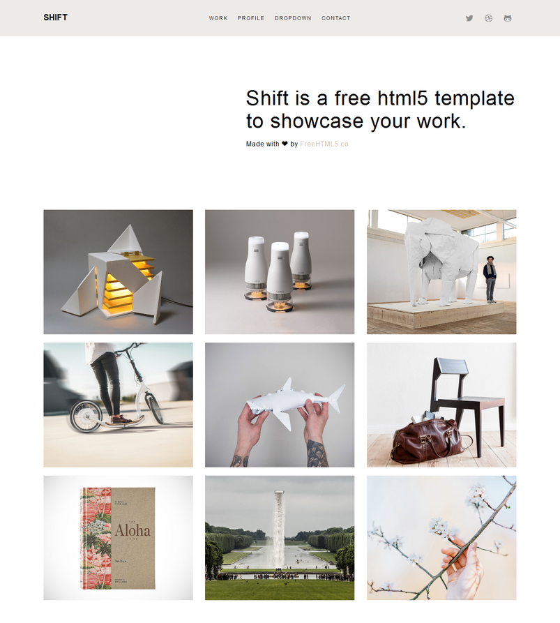 shift-free-html5-template-2