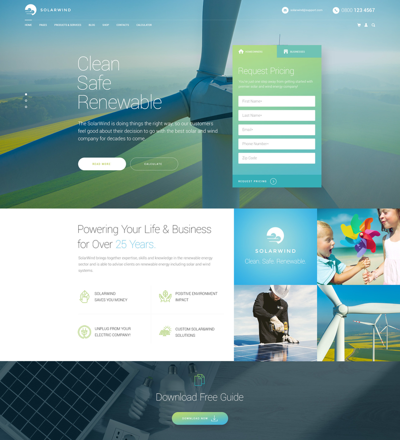 solarwind-renewable-energy-equipment-manufacturer-psd-template-2