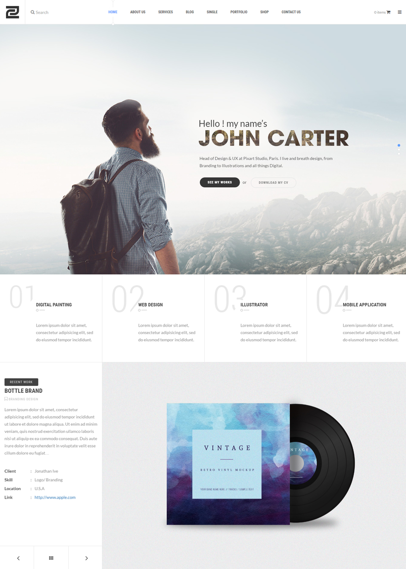 thej-creative-wordpress-portfolio-theme-2