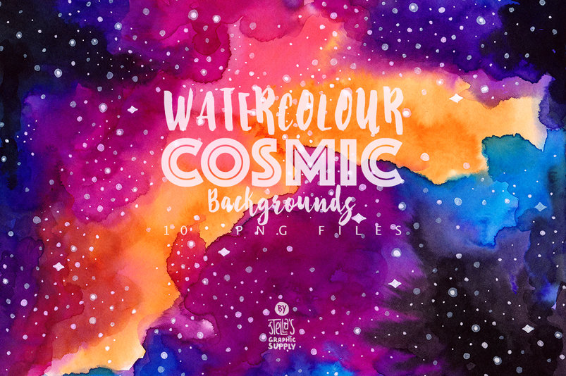 watercolor-cosmic-backgrounds-2