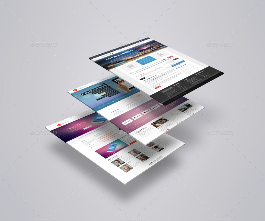 web-page-mockup-bundle-v1