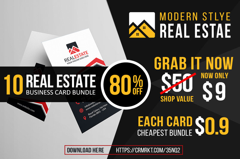 10-real-estate-card-bundle-2