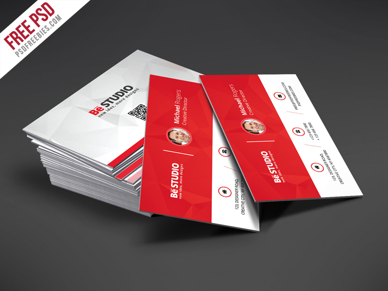 creative-red-business-card-free-psd-template