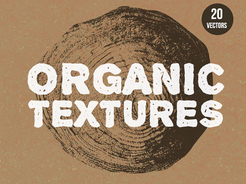 free-organic-vector-textures