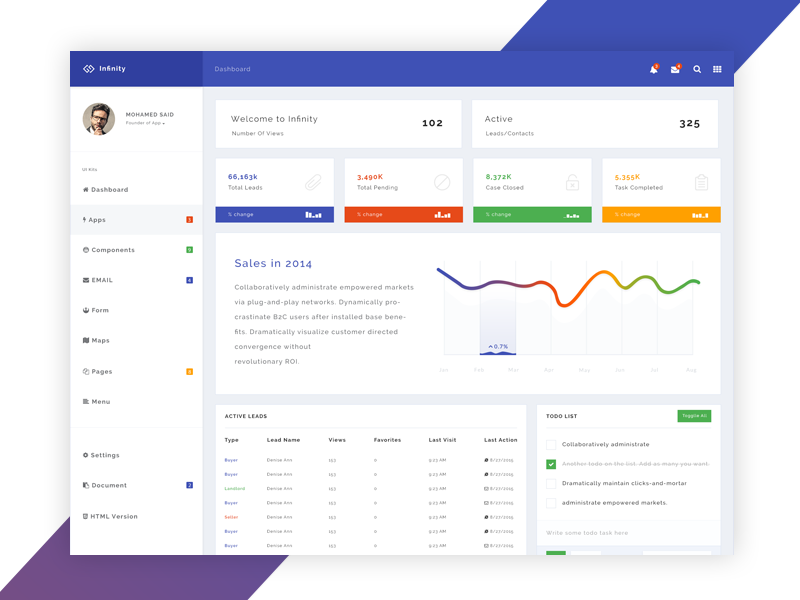 infinity-free-dashboard-psd-home-page-2