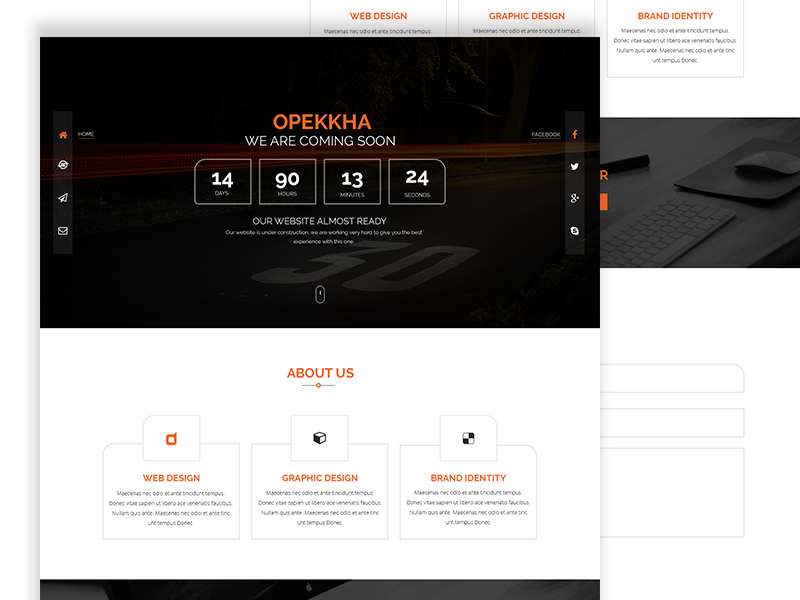 opekkha-coming-soon-template-free-psd