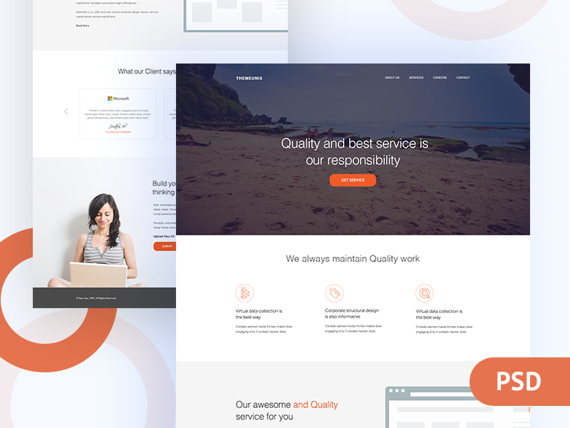 uinugget-free-psd-template