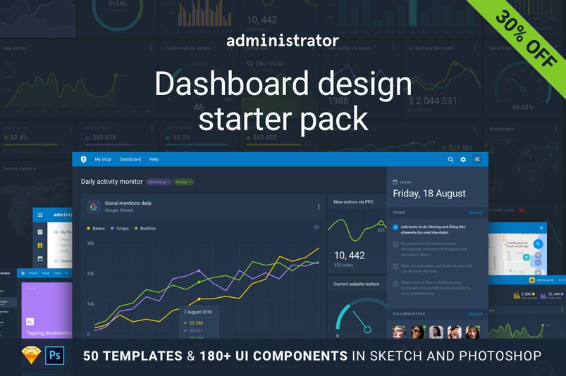 administrator-dashboard-design-pack-2
