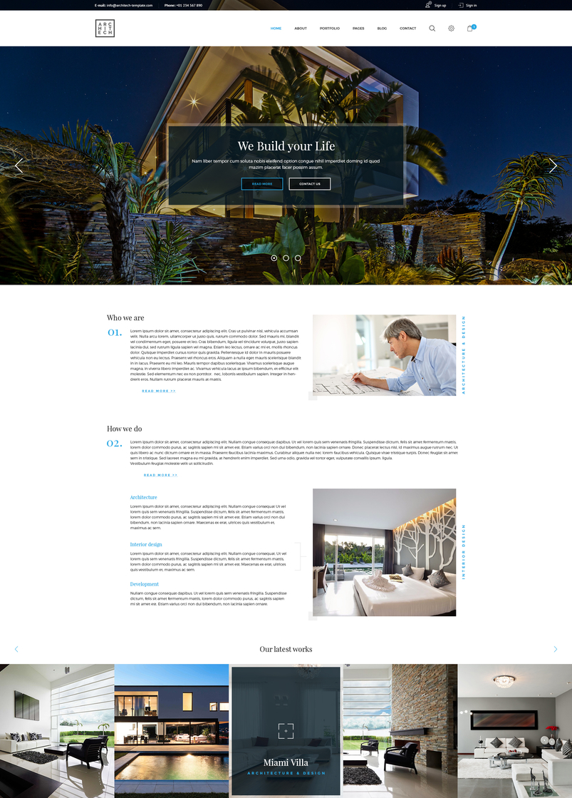 architech-psd-template-2