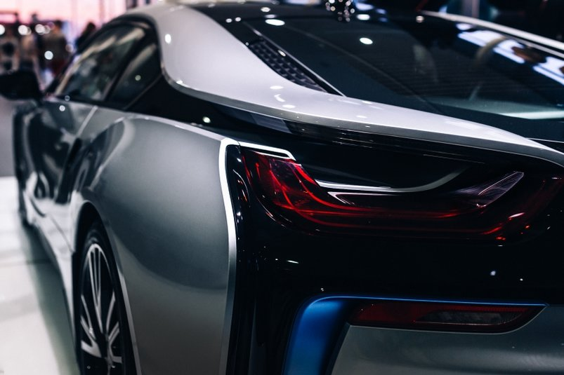 breaklight-of-the-car-bmw-i8-2
