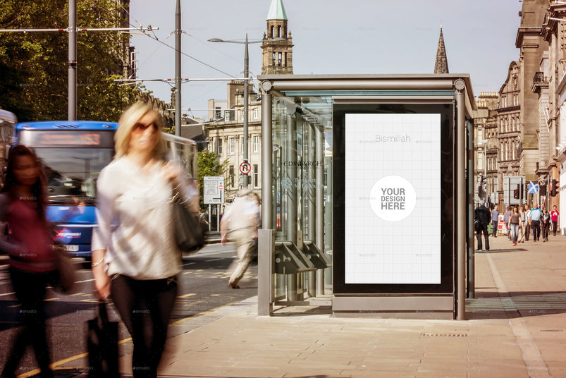 bus-stand-advertising-billboard-mockup-2