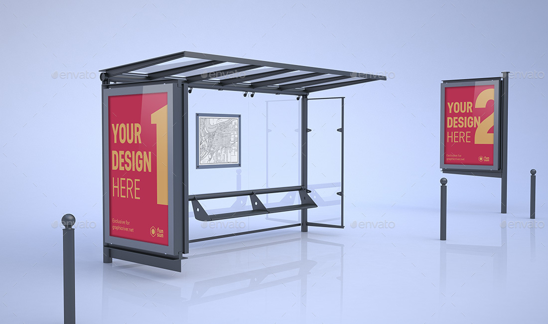 citylights-billboards-bus-stops-white-mockup