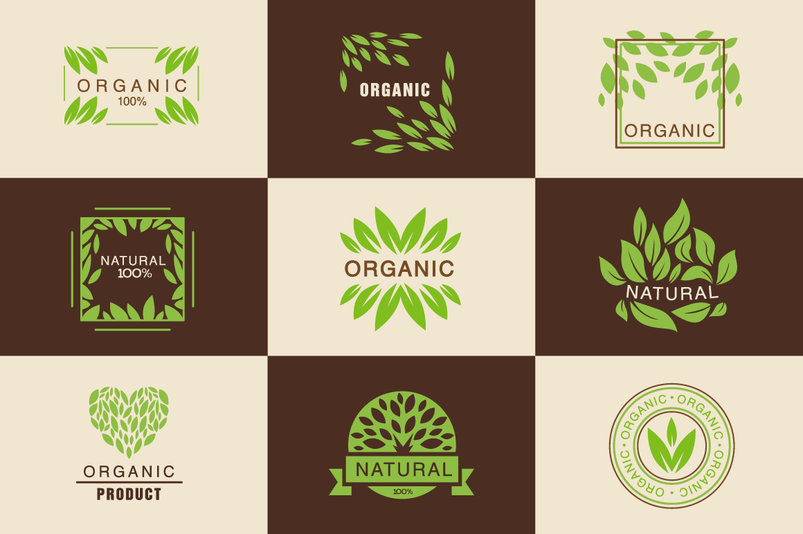 eco-organic-labels-set-2
