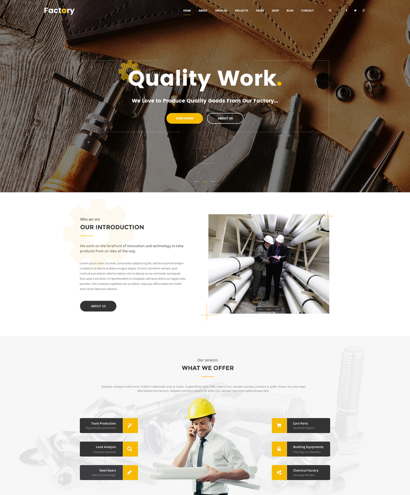 factory-industry-construction-psd-template-2