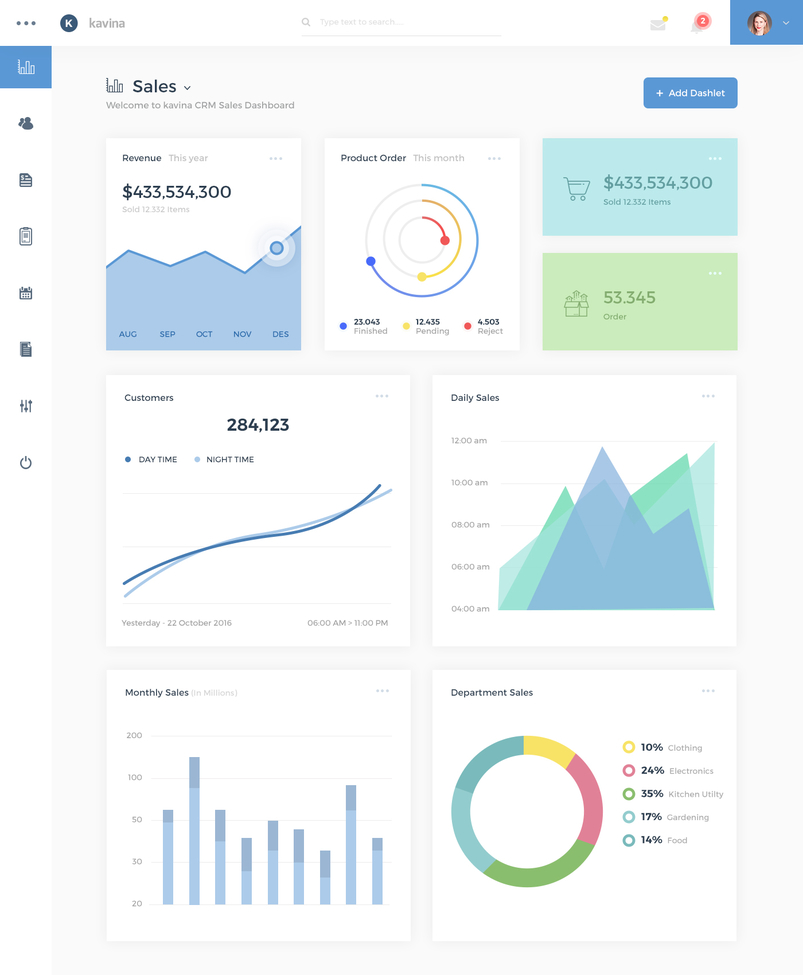 kavina-dashboard-analytics-light-version-2