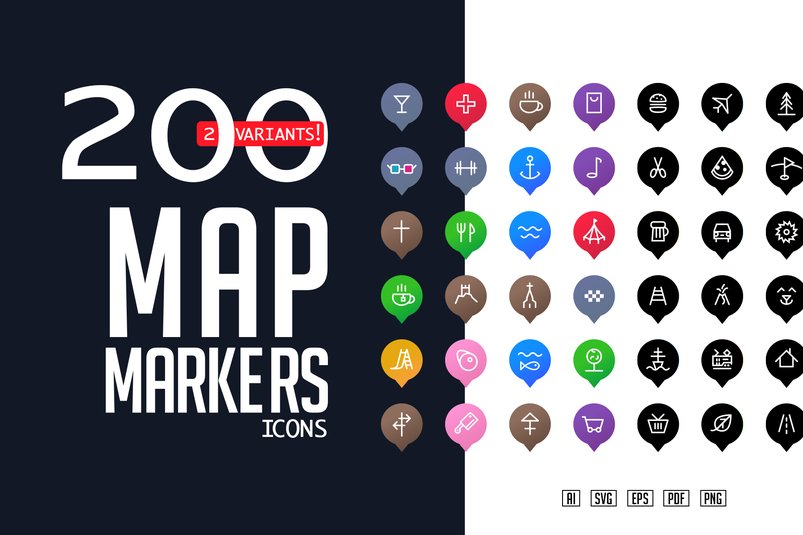 map-markers-icon-set-2
