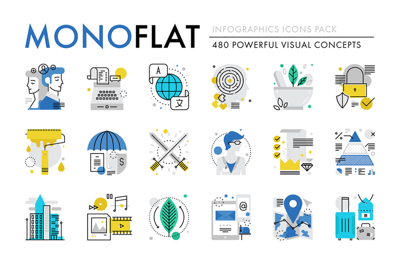 monoflat-infographics-icons-2