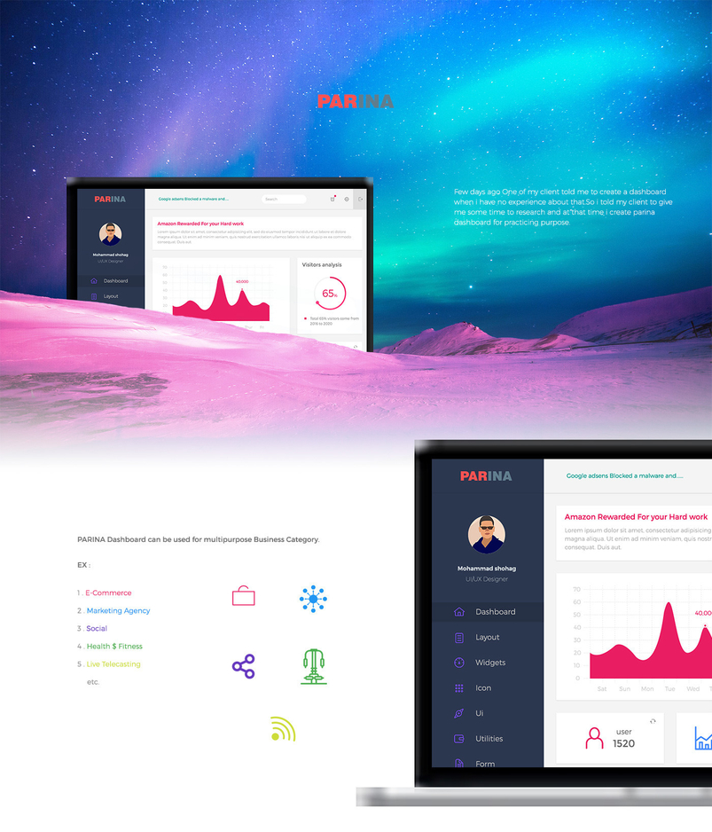 parina-multipurpose-dashboard-freebie-2