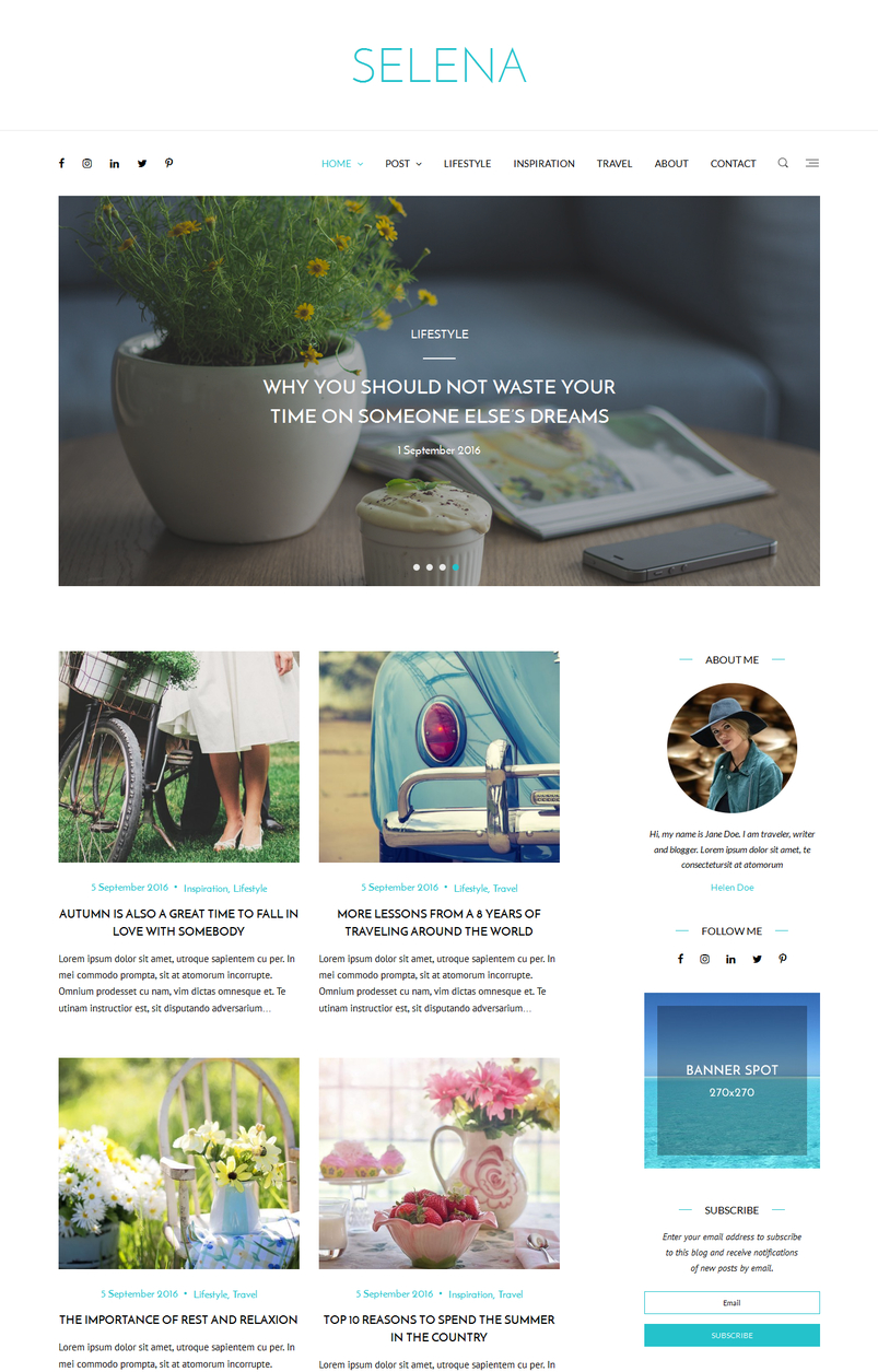 selena-personal-wordpress-blog-theme-2