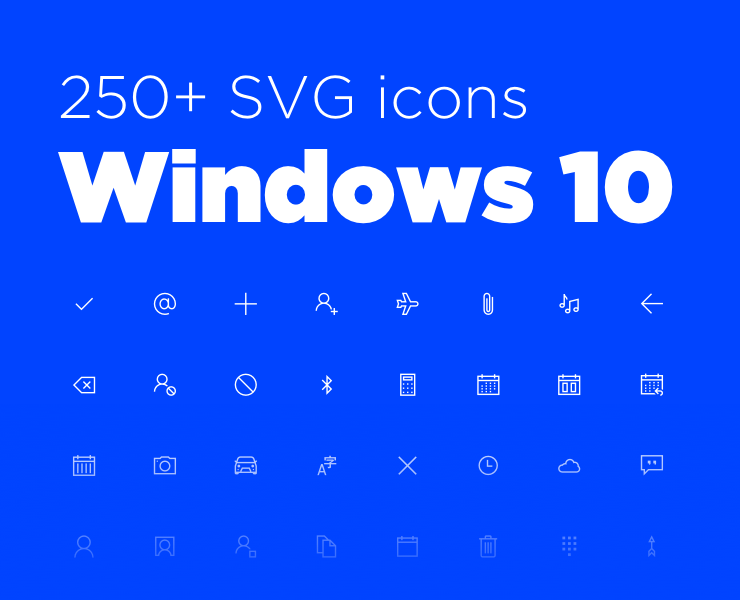 windows-10-mobile-icon-set