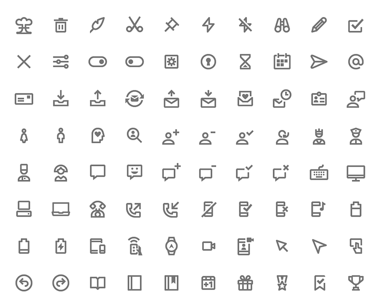 350-free-material-design-icons