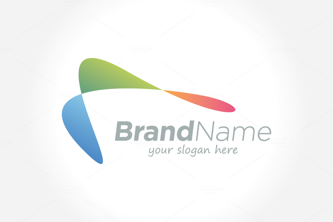 abstract-technology-business-logo