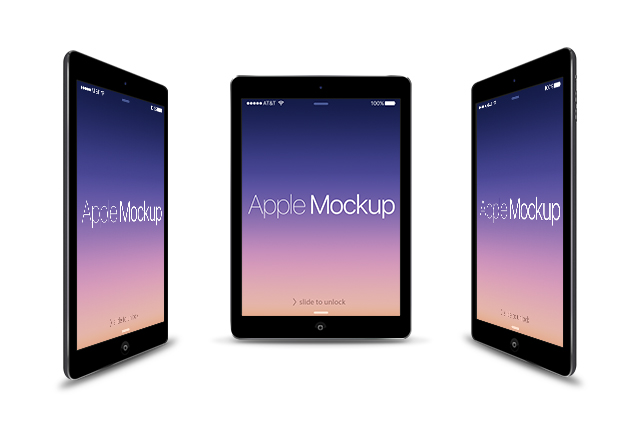 apple-ipad-air-mockups