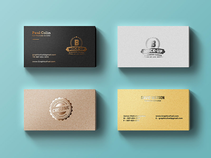 foil-business-cards-mockup
