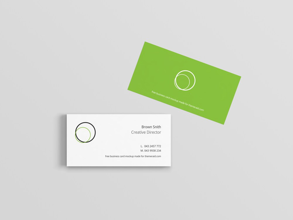 free-business-card-mockup4
