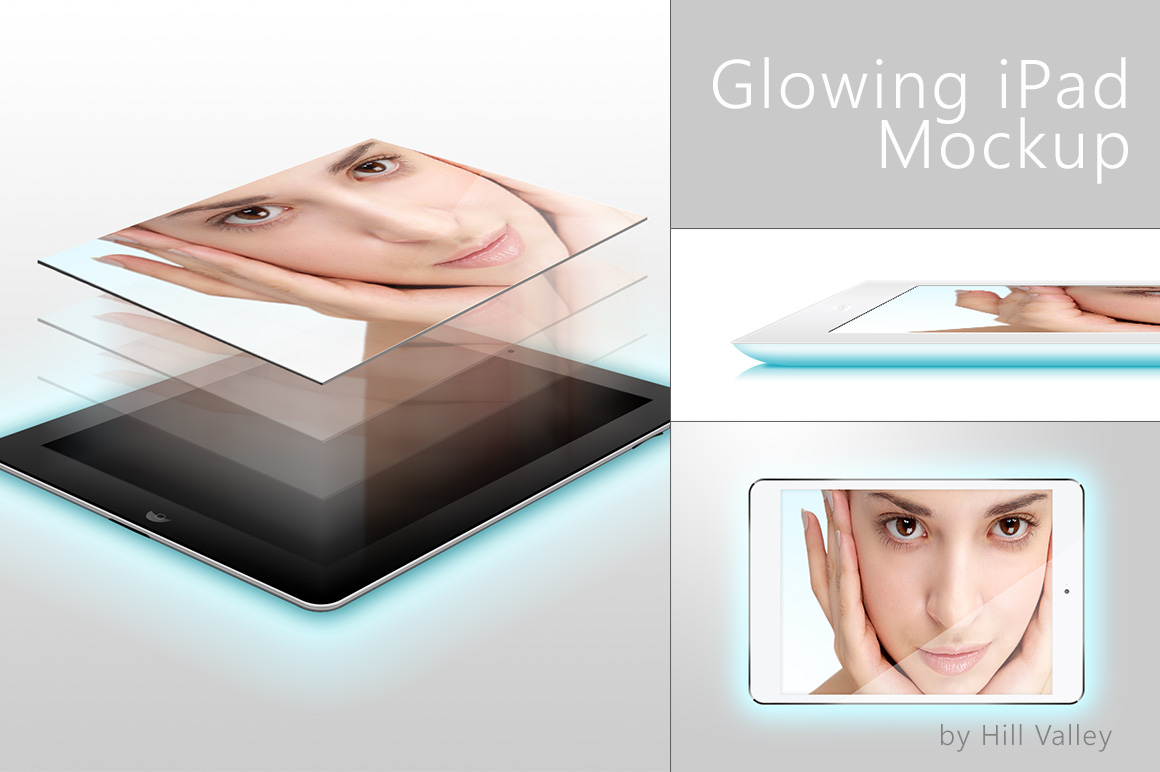 glowing-ipad-mockup