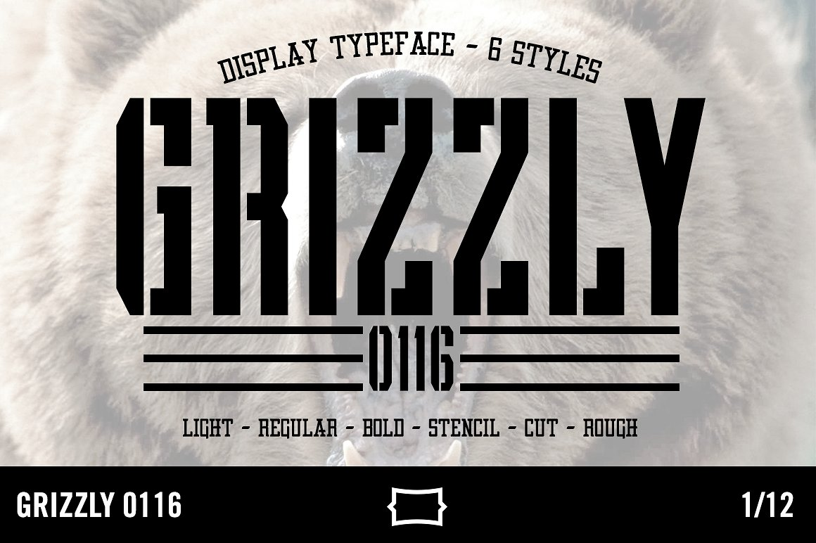 grizzly-0116-display-typeface