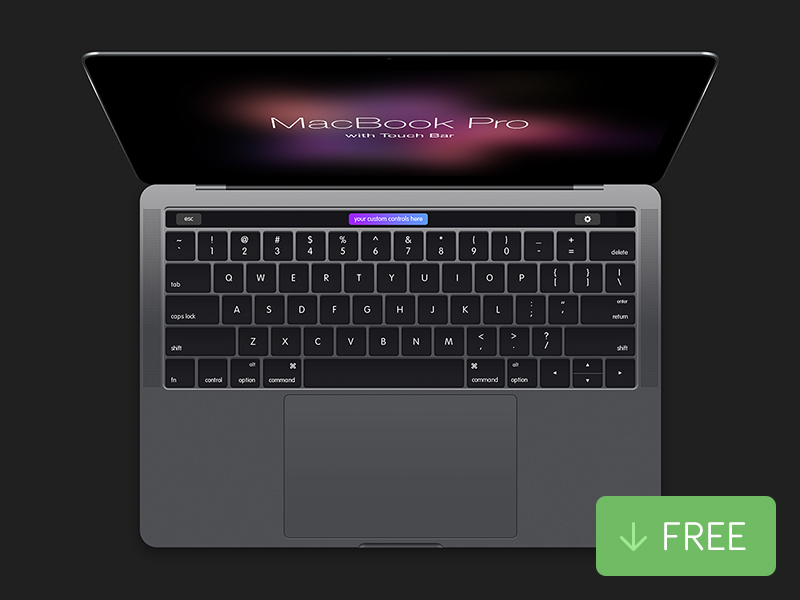 macbook-pro-with-touch-bar-mockup
