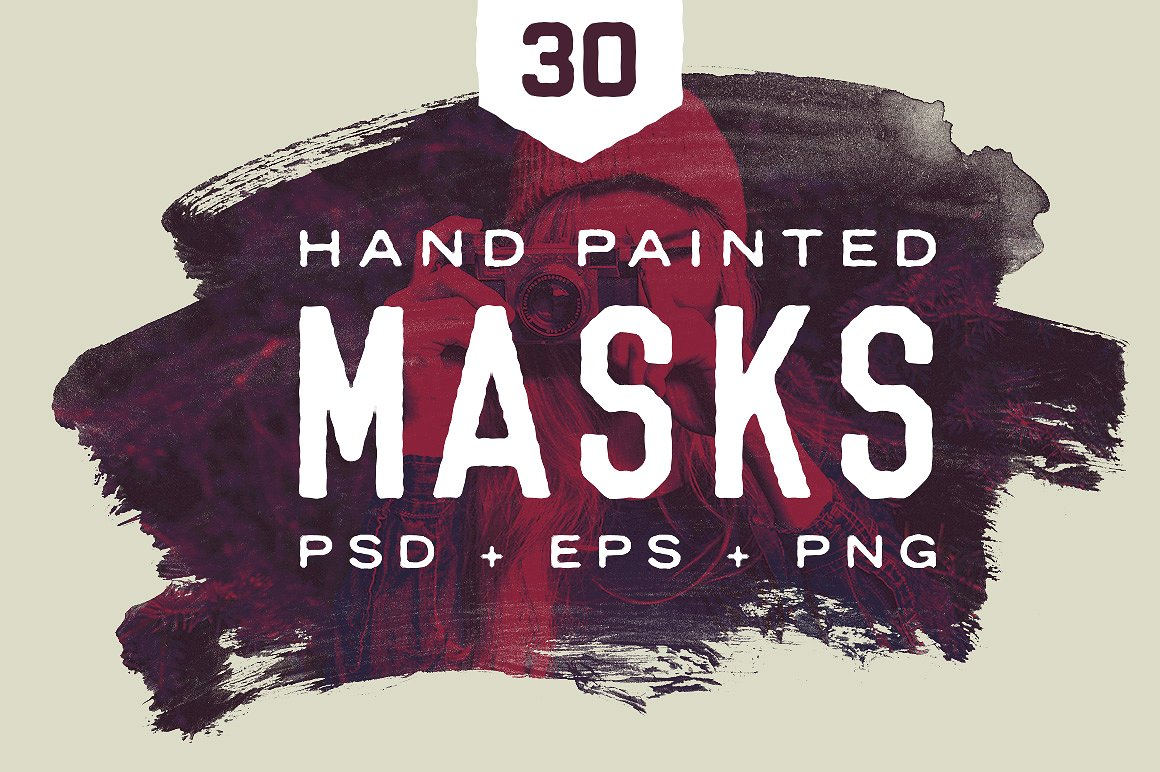 painted-masks
