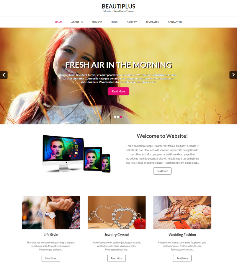 beautiplus-modern-wordpress-theme-2
