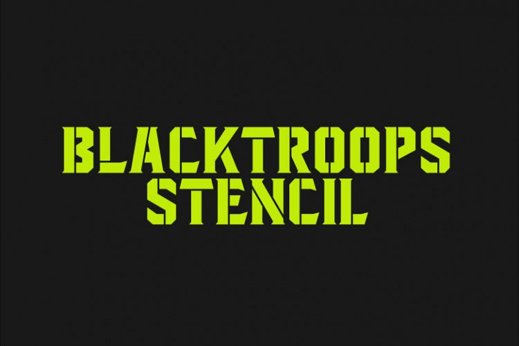 blacktroops-stencil
