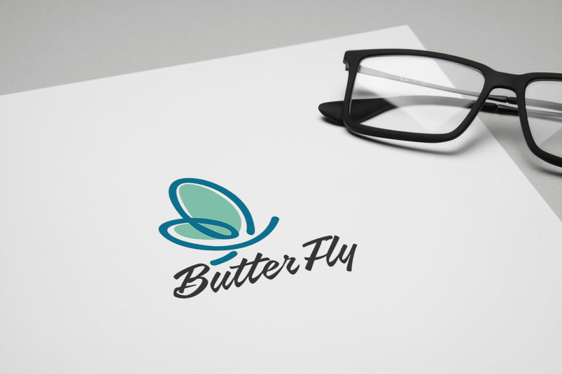butter-fly-logo-template-2