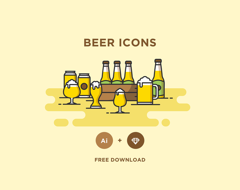 free-beer-icons-2