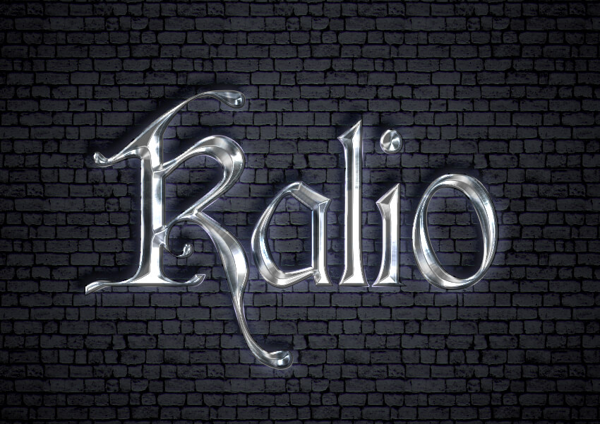 how-to-create-a-medieval-metallic-text-effect